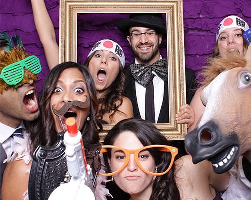 DJ photobooth services Edmonton